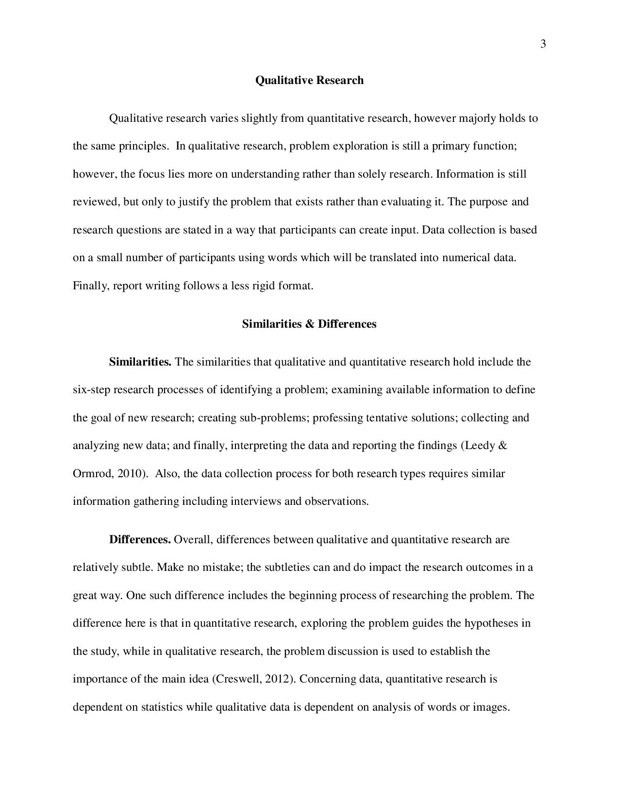 writing a qualitative research paper How do i find an apa qualitative research paper sample how hard is it for you to get a research paper sample on the apa format when you are supposed to write a qualitative essay.